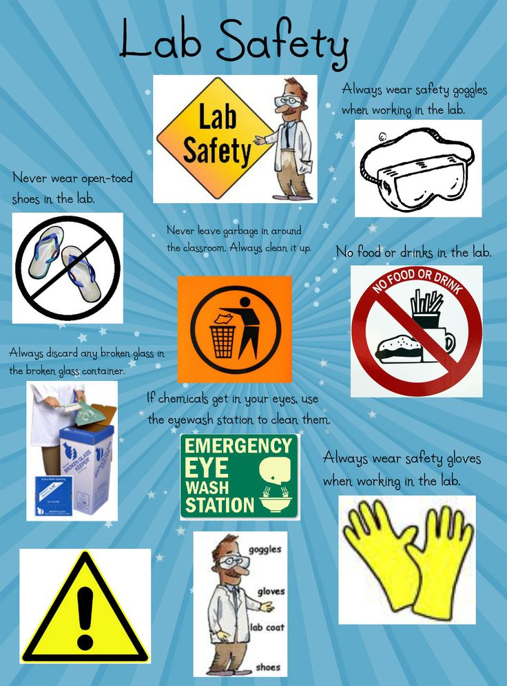 Microbiological Laboratory Safety rules