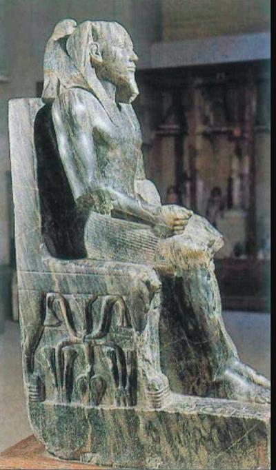 تماثيل ملوك الدولة القديمة