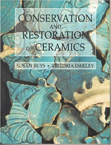 Conservation and restoration of Ceramics.pdf Link