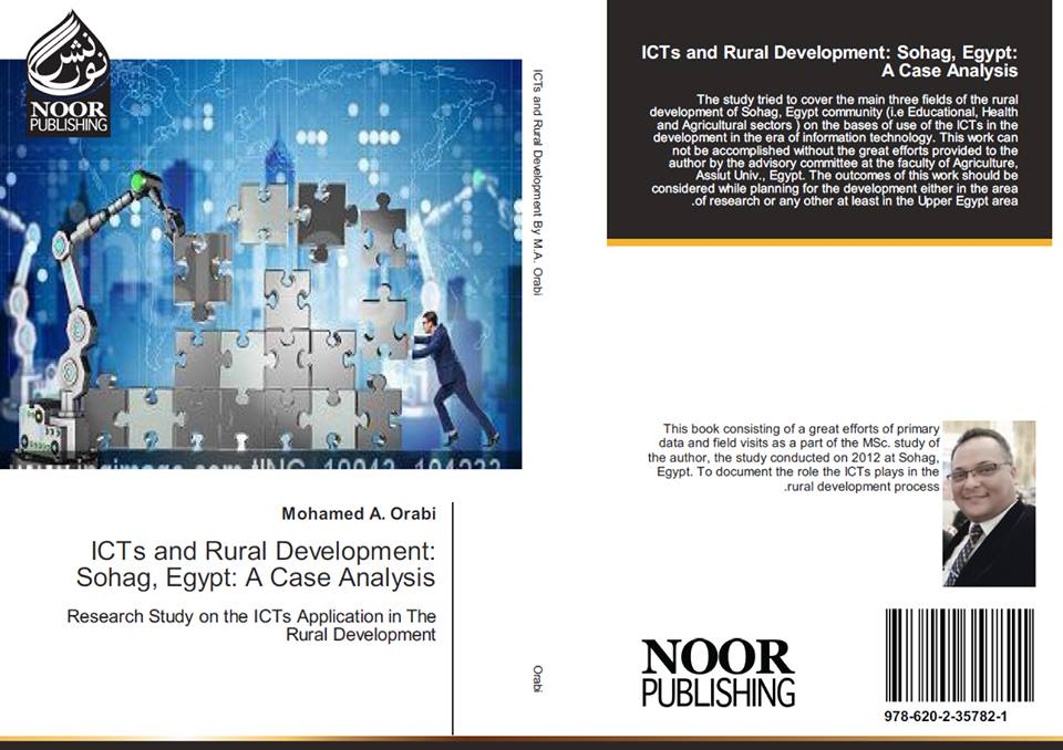 Study of ICTs And Rural Development; A case analysis Sohag, Egypt