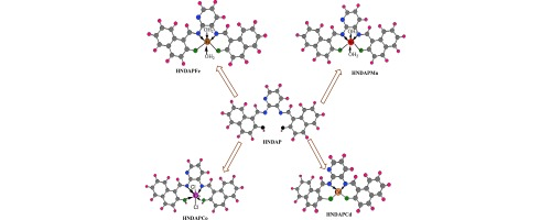 Synthesis, characterization, DFT calculations and biological studies of Mn(II), Fe(II), Co(II) and Cd(II) complexes based on a tetradentate ONNO donor Schiff base ligand