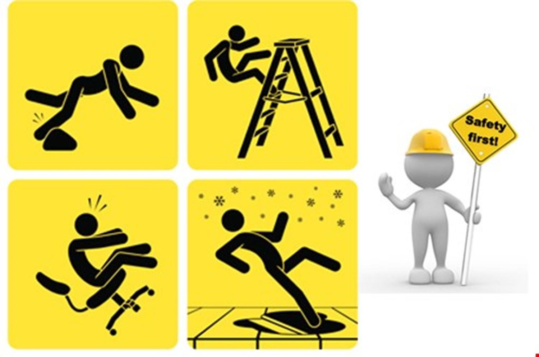 اعلان ورشة عمل السلامة المهنية
