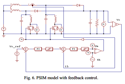 Performance Evaluations of Interleaved ZCS Boost DC-DC Converters Using Quasi-Resonant Switch Blocks for PV Interface