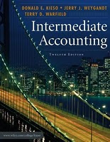 Intermediate Accounting problems