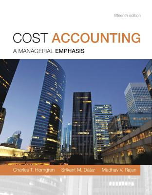 Cost Accounting problems