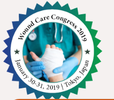 International Conference on    Wound Care, Tissue Repair and Regenerative Medicine, January 30-31-2019 Radisson Hotel Narita, Tokyo, Japan