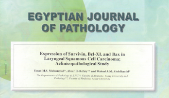 Expression of Survivin, Bcl-xL and Bax in Laryngeal Squamous Cell Carcinoma; A Clinicopathological Study