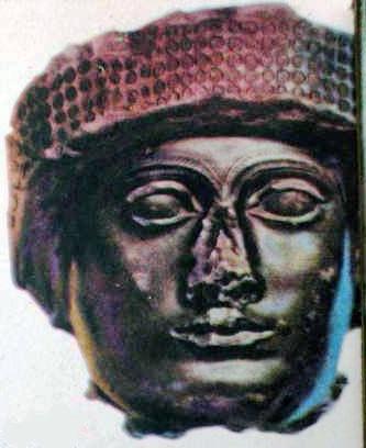 التماثيل الآدامية فى العصر العراقي - الفترة السومرية الإولي