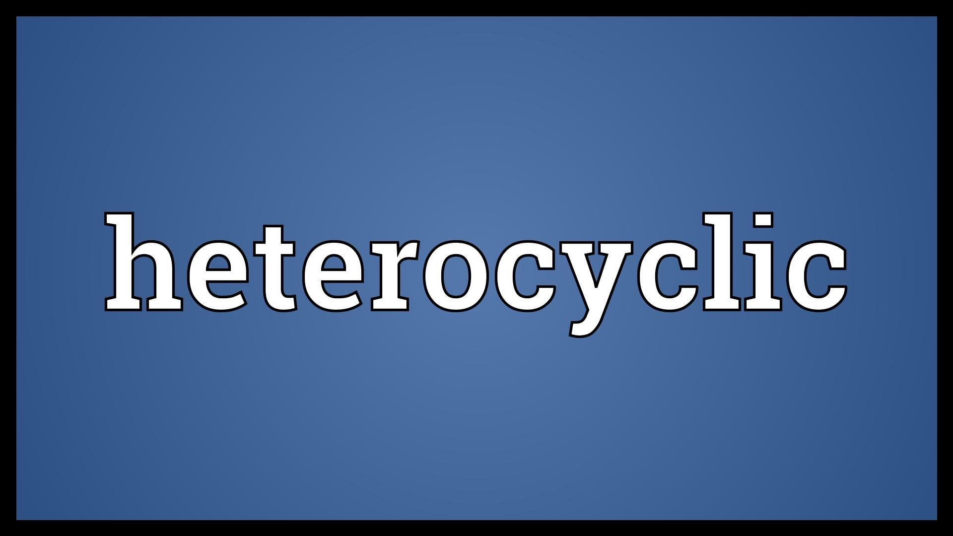 Heteocyclic I exam 05-2016