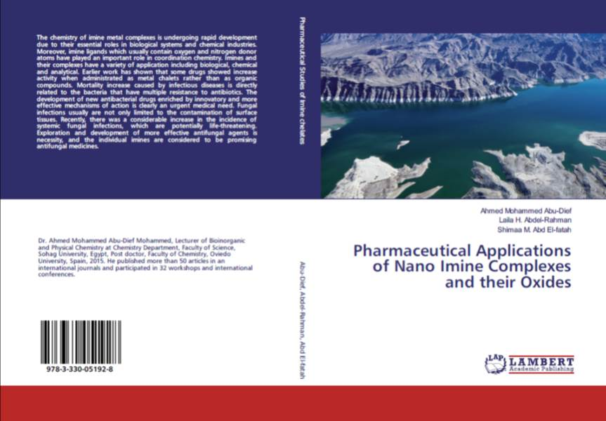 Pharmaceutical Applications of Nano Imine Complexes and Their Oxides