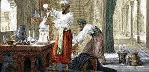 لطلابنا من الفرق المختلفة :علم الكيمياء في الحضارات القديمة والحضارة العربية الإسلامية
