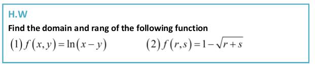 Task2 ( للفرقة الثانية علوم فيزياء ورياضيات )