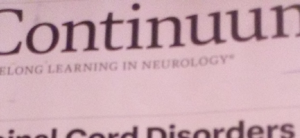Neurology seminars