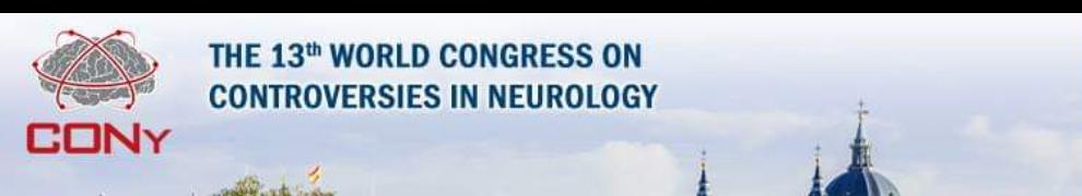 13th world congress of neurology