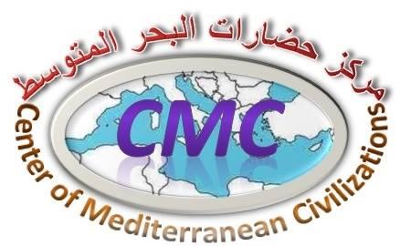 شعار مركز حضارات البحر المتوسط