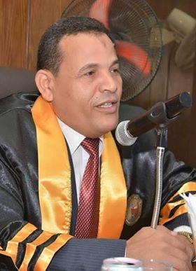 بيان بالبحوث التى  قام  تحكيمها الأستاذ الدكتور/ عبد الباسط محمد دياب