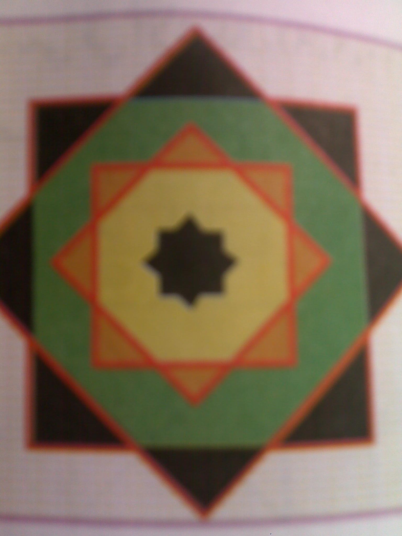 استلهام الوسطية في الفنون الإسلامية