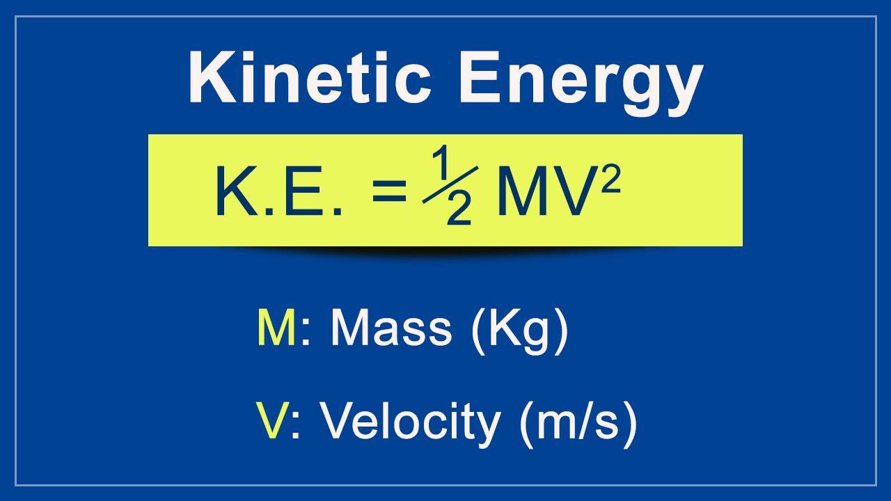 Total and Average Kinetic Energy