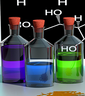Kinetic study and reactivity trends of hydroxide ion attack on some chromen-2-one laser dyes in binary water–methanol and water–acetone mixtures